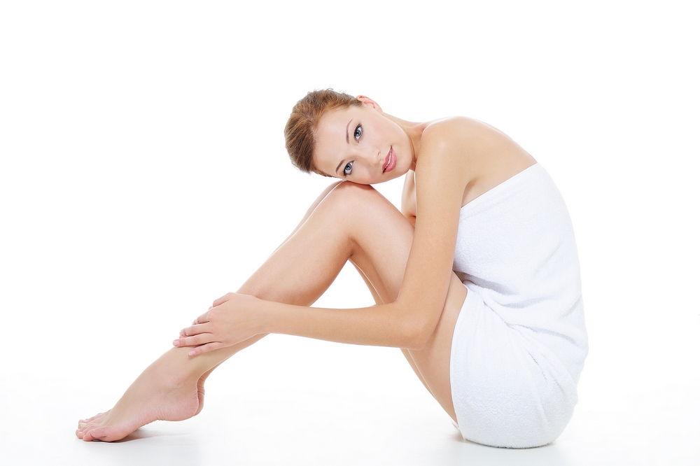 Чем мазать ноги после эпилятора
